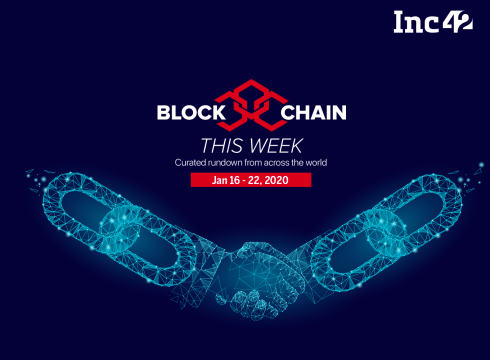 Blockchain This Week: Beer And Blockchain, South Korea's $382 Mn Blockchain Investment And More