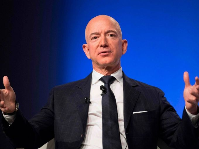 Amid Controversy, Jeff Bezos Chooses To Focus On Positives From India Visit