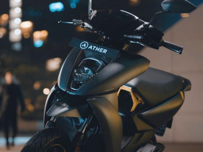 Ather Expands Electric Scooter Lineup With High-Performance Ather 450X