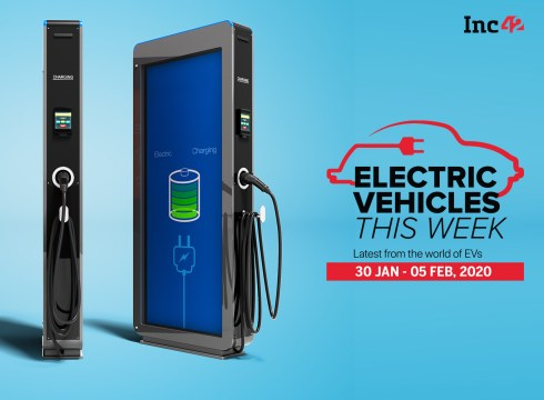 Electric Vehicles This Week: Union Budget; Auto Expo 2020 And More