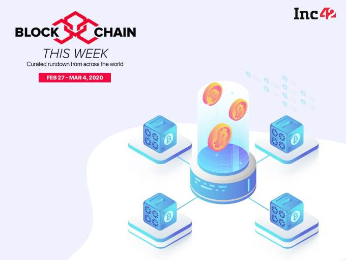 Blockchain This Week: SC Lifts Ban On Cryptocurrency in India, Fantasy Sports Meets Blockchain & More