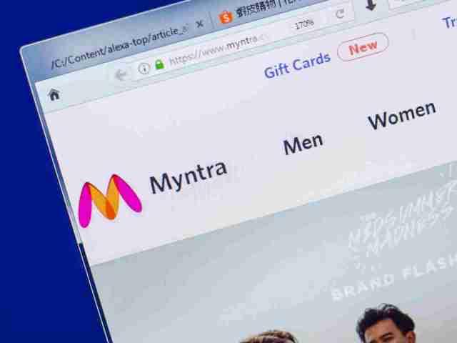 Walmart Sets Profitability Targets For Its Fashion Favourite Myntra