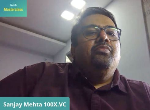 Opportune Time For Small Cheque Investors: Sanjay Mehta Of 100X VC