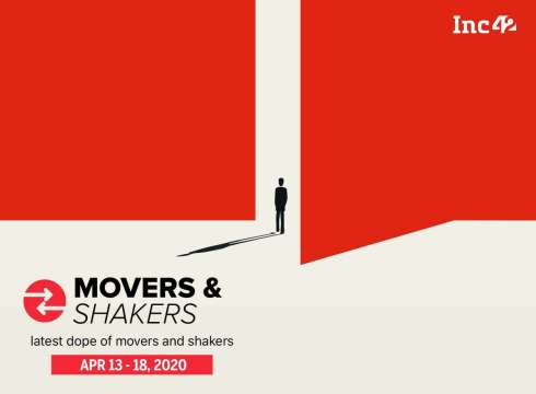 Important Movers and Shakers Of The Week [13- 18 April]