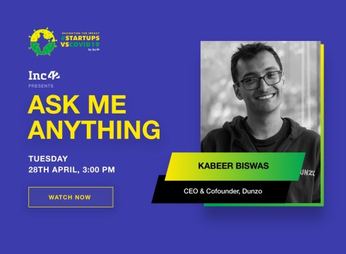 AMA With Kabeer Biswas