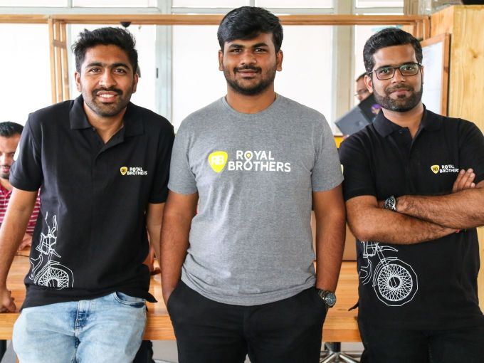 Shared Mobility Startup Royal Brothers Adds Long-Term Subscriptions To Hourly Rentals