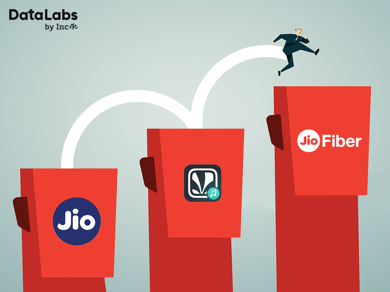 Data Is The New Oil: The Changing Nature Of Reliance And Rise Of The Jio Digital Empire