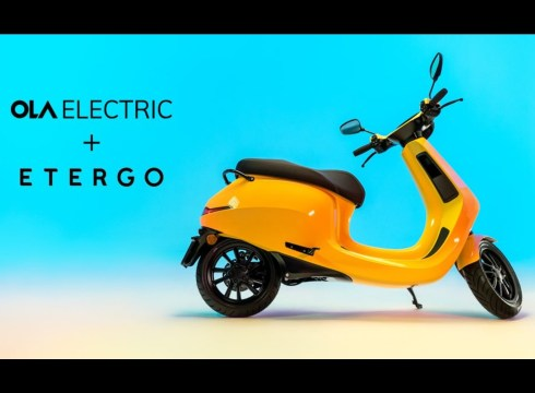 Ola Electric Acquires Amsterdam's Etergo BV, Plans Global Launch Of Two-Wheeler