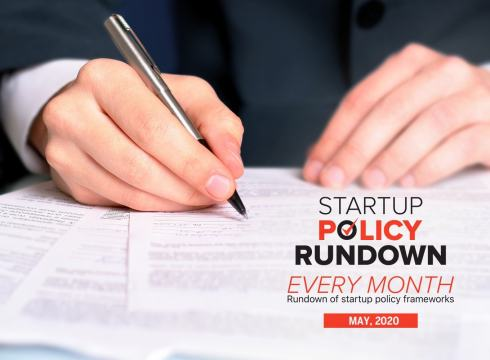 Startup Policy Roundup: INR 20 Lakh Cr Package, FPI Scrutiny & More