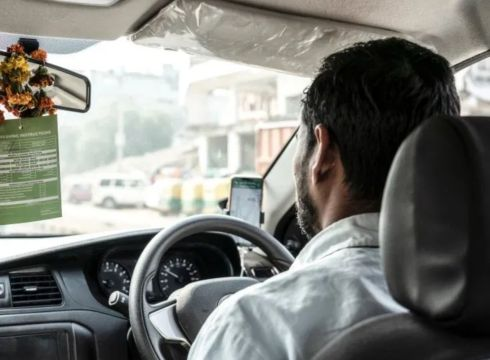 Ola, Uber Drivers Demand For Protective Gear With Transport Back On-Road