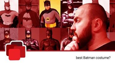 Top 10 Costume Batman