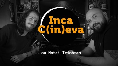 Podcast Matei Branzea Irishman