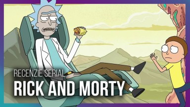 Rick And Morty - Recenzie Serial