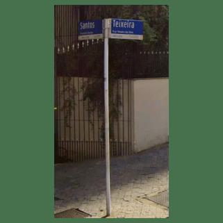 Rua Teixeira da Silva - Paraíso