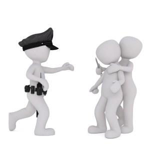 Incapacidad permanente parcial a policía local