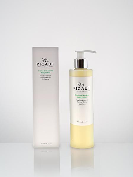 M Piacaut Skincare Crème de la Crème Body Lotion