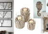 Decoratiuni interioare din crengi
