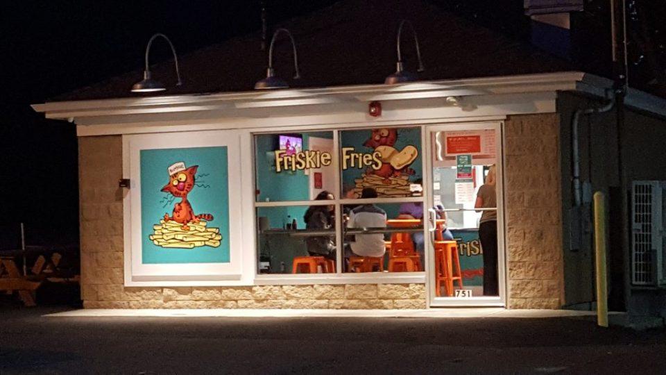 exterior friskie Fries Providence