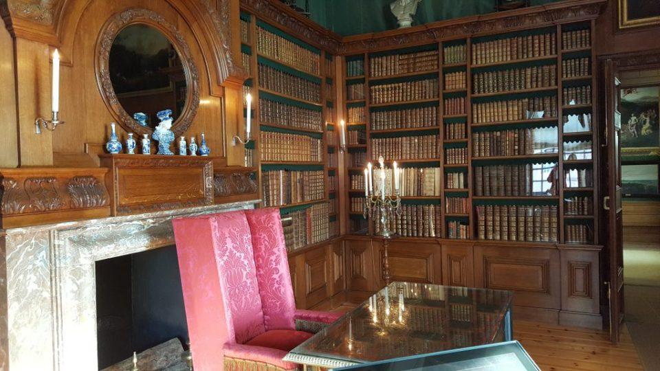 bibliotheek paleis het loo Apeldoorn