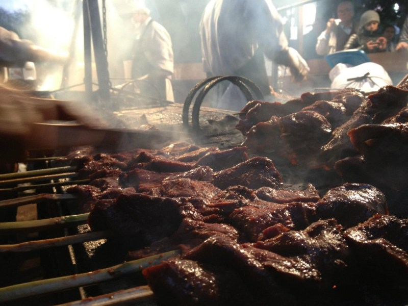 Mistura Culinary Festival is one of our favorite Peruvian festivals.
