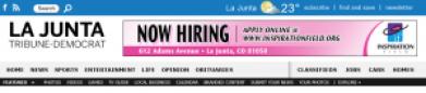 La_Junta_Tribune_Democrat_Logo