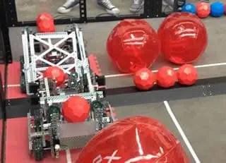 Roboteam construction de robots