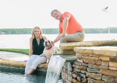 Kim and Lin Logan, Lake Oconee and Lake Sinclair top real estate agents