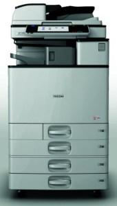 Ricoh MPC2003SP / MPC2503SP Colour Photocopier / Colour Printer
