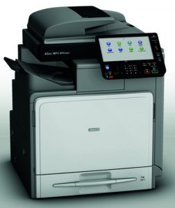 MPC401sp Printer available from Inception Business Technology, Swindon suppliers of printers, copiers and consumables