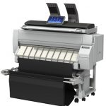 Ricoh MP CW2201SP Wide Format Colour Device available from Inception Business Technology, Swindon suppliers of printers, copiers and consumables