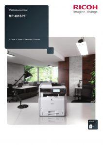 MP401SPF Brochure image