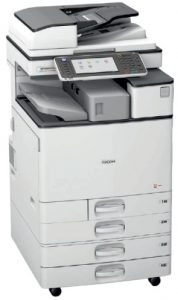 Ricoh MPC2003zsp A3 Colour MFP available from Inception Business Technology, Swindon suppliers of printers, copiers and consumables