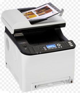 SPC252sf Colour Laser Printer