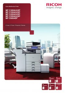 MPC6004SP Brochure image