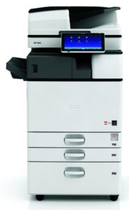 Ricoh MP 2555ASP Mono A3 Printer