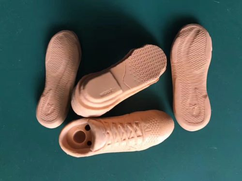 3D Printed Wax Toy Shoes 2 pairs