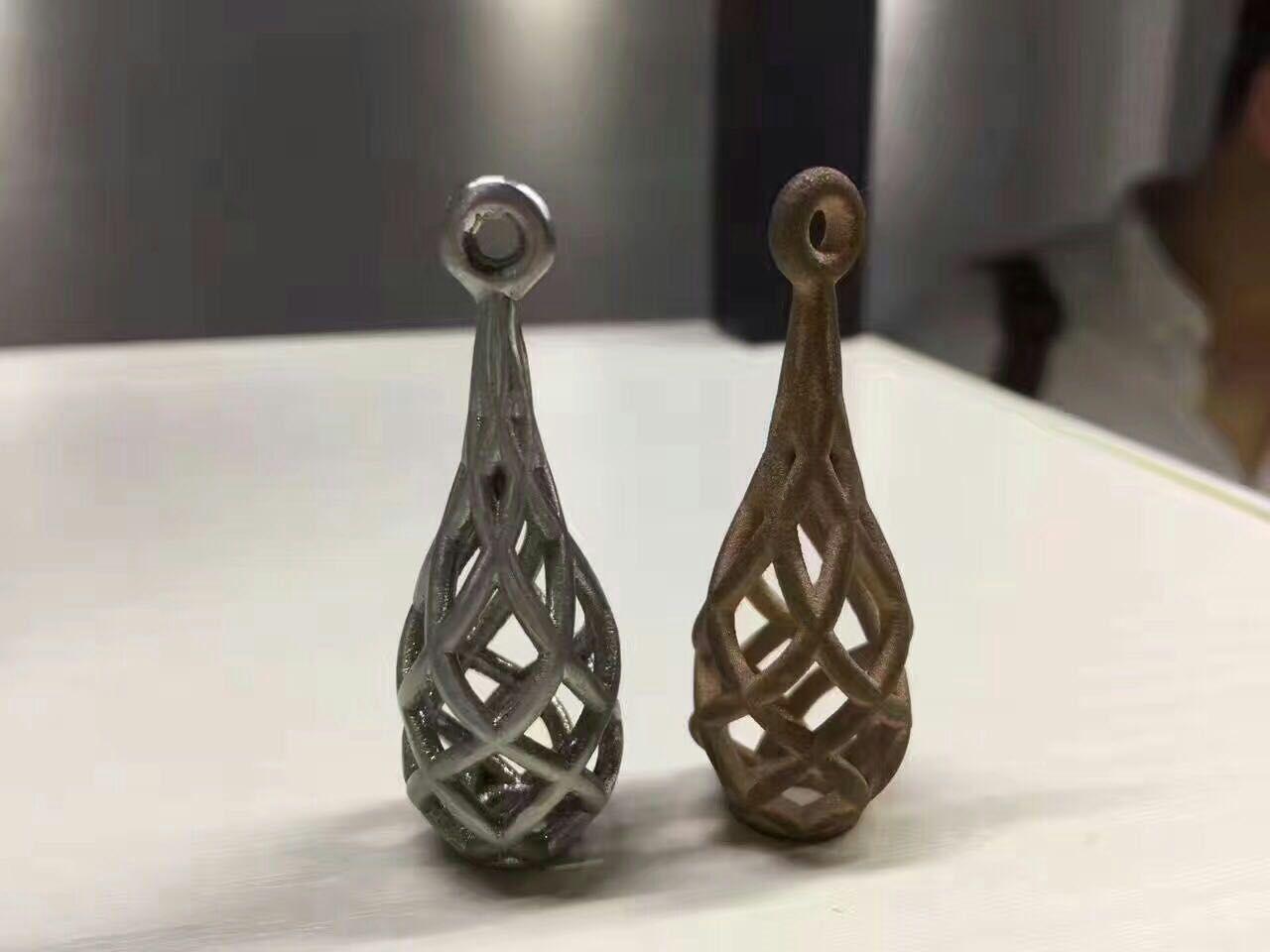 Metal 3D Printing ear drops