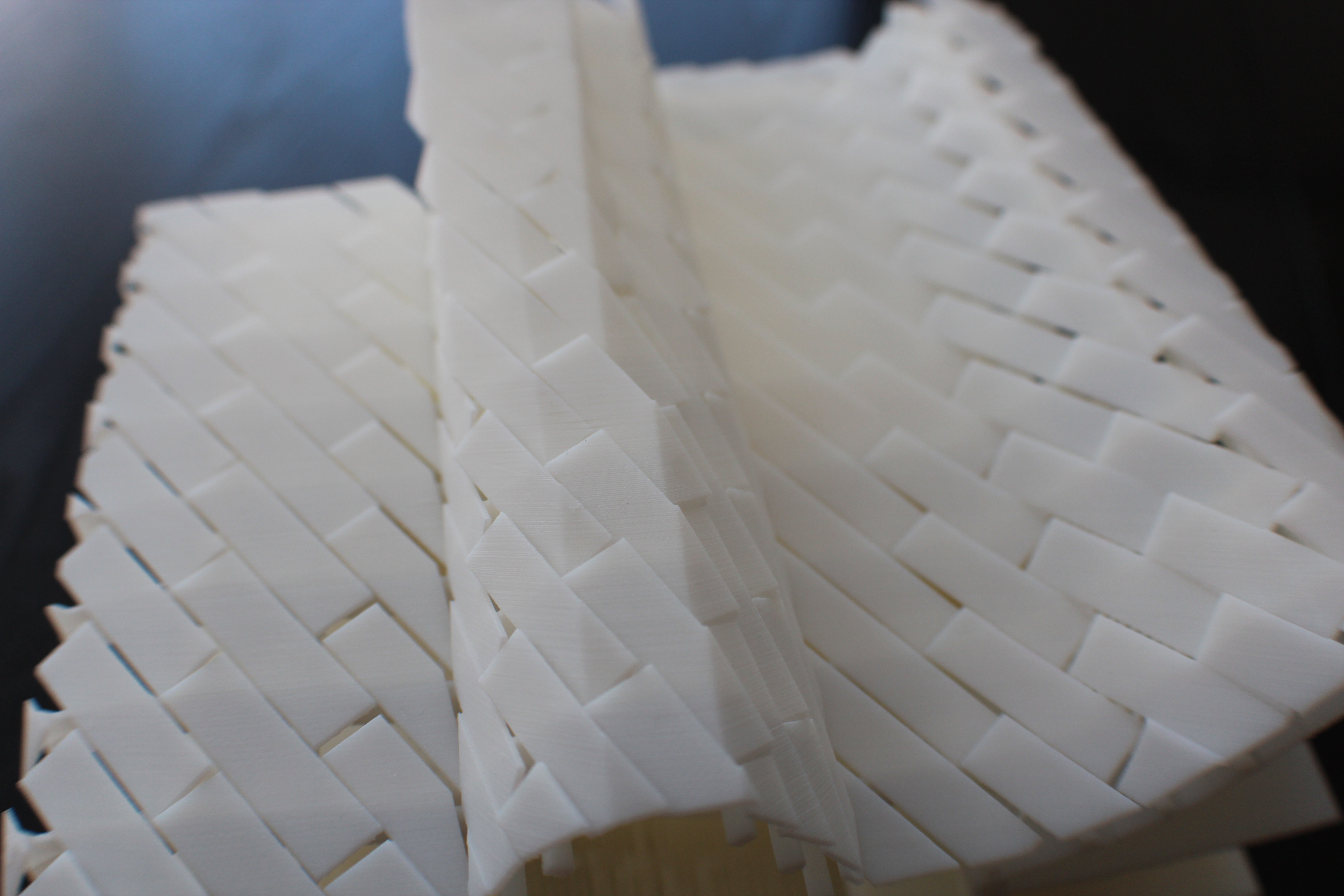 3D printed China House