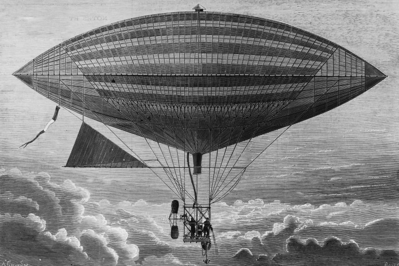 Zeppelins over London