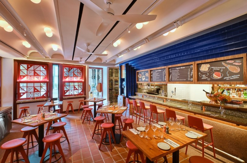 Barcelona's Tapas,24 Opens First Asian Outpost in Singapore