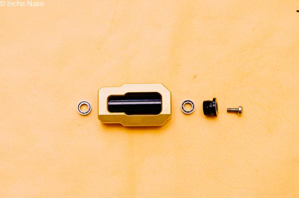 M5 drave knob
