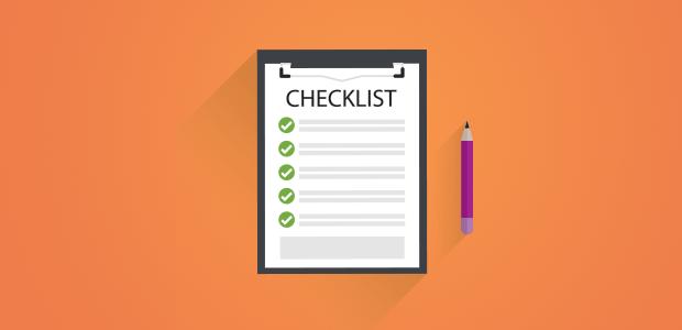 checklist penting sebelum publish artikel