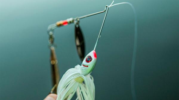 gewang spinnerbait ikan haruan