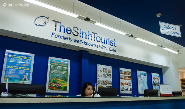 the sinh cafe