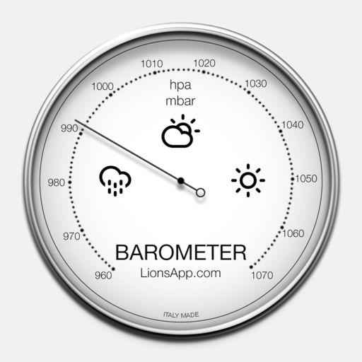 tekanan barometrik