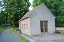 Totenhaus, das grsselgiste Haus des Dorfes