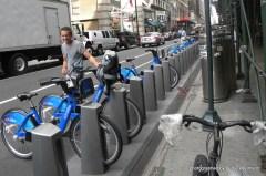 Dieser Franzose zeigt, dass das mit den Citybikes funzt