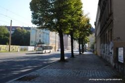 Georg-Schumann-Straße Höhe Annaberger Straße