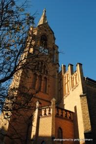 Friedenskirche am Kirchplatz 1872