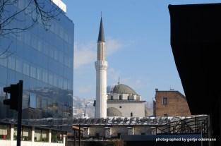 Altstadt Gazi Husrev Beg Moschee